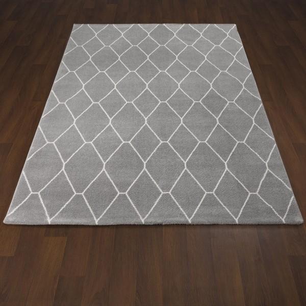 Ковры из Турции Rosta 09268A White/L.Grey