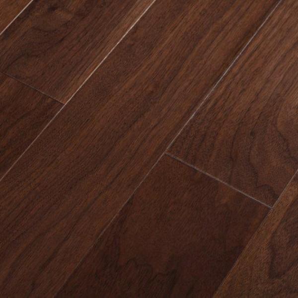 Паркетная доска Baum Comfort plus 51 Орех Американский Глянец