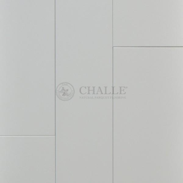 Инженерная доска Challe VERSALLES шип-паз Дуб Белая Классика Oak White Classic 400