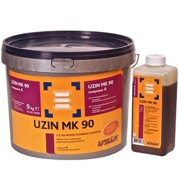 Двухкомпонентный полиуретановый клей Uzin MK 90