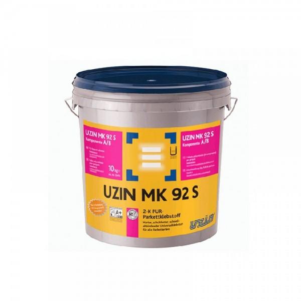 Двухкомпонентный полиуретановый клей повышенной прочности Uzin MK 92 S
