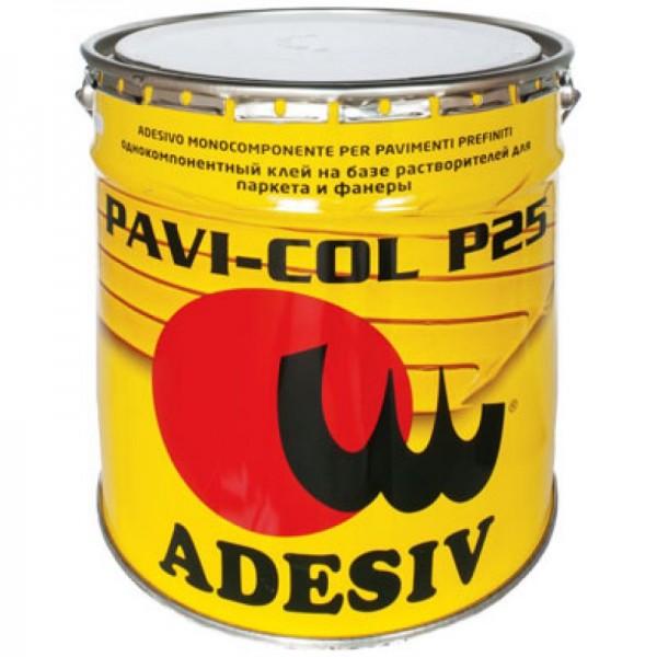 Однокомпонентный клей ADESIV PAVI-COL P25 каучуковый