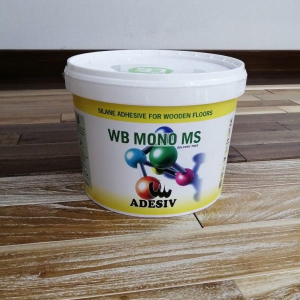 Однокомпонентный силановый клей для паркета ADESIV WB MONO MS