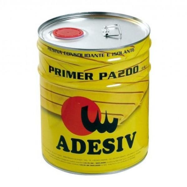 Грунтовка глубокого проникновения ADESIV PRIMER PA200 для обработки цементных стяжек, фанеры