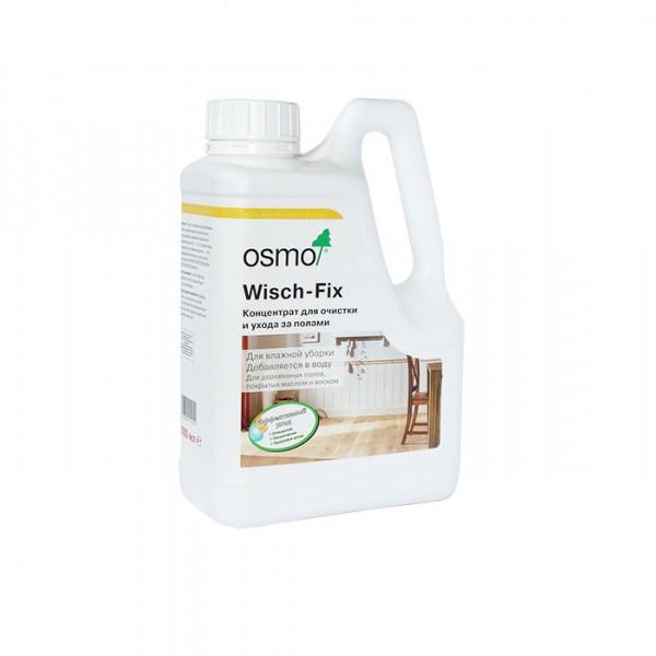 Моющее средство для паркета, покрытого маслом с воском Osmo Wisch-Fix (концентрат)