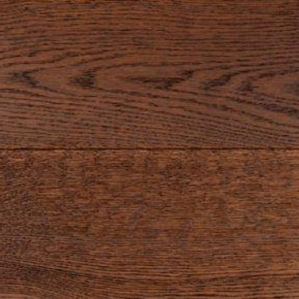 Массивная доска Elyseum Катания Дуб Рустик с брашью (Текстурированная) 1820х165 мм.