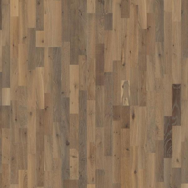 Паркетная доска  Karelia Impressio Дуб Smoked Sandstone
