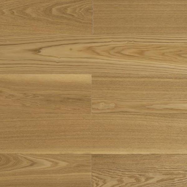 Массивная доска  Amber wood Ясень Натур Лак