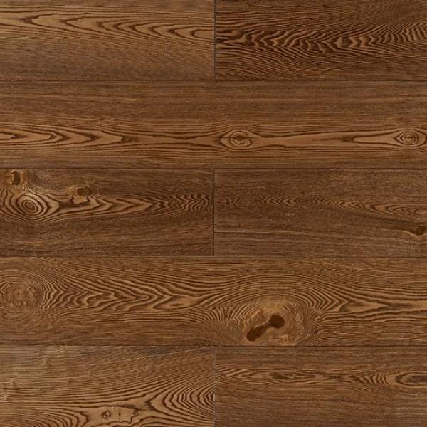 Массивная доска  Amber wood Ясень Винтаж Браш Масло