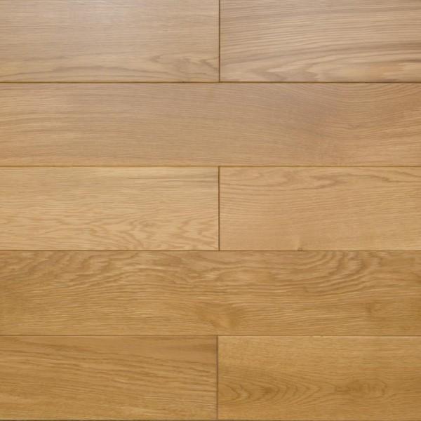 Массивная доска  Amber wood Дуб ATTIC Натур Лак