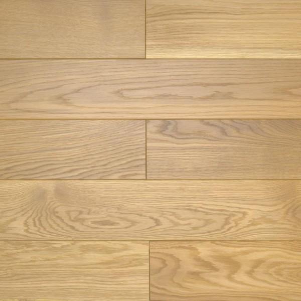 Массивная доска  Amber wood Дуб ATTIC Натур Браш масло