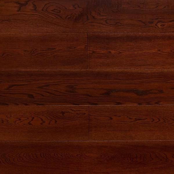 Массивная доска  Amber wood Дуб Шоколад Браш Лак