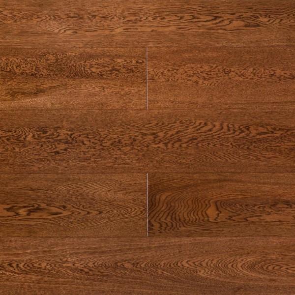 Массивная доска  Amber wood Дуб Светлый орех Браш Лак