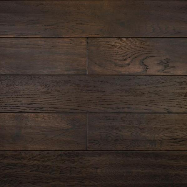 Массивная доска  Amber wood Дуб JAVA Лак Состаренный