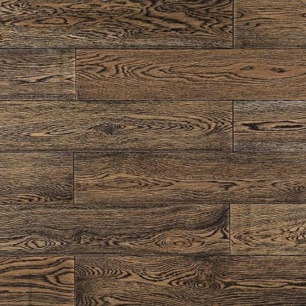 Массивная доска  Amber wood Дуб Коттедж Браш Масло