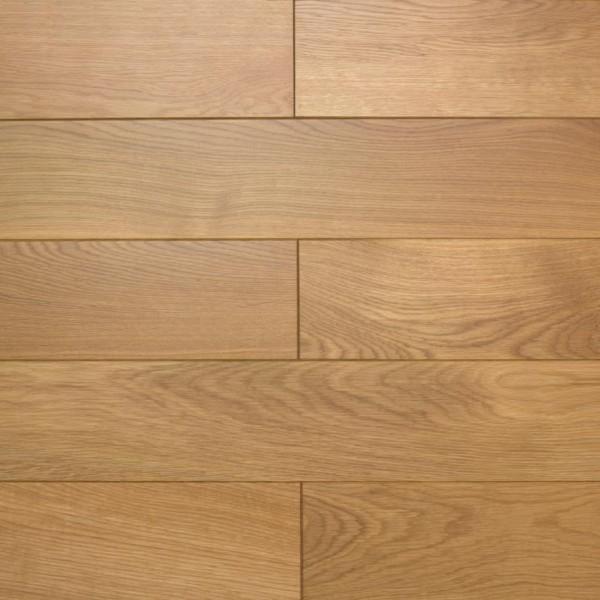 Массивная доска  Amber wood Дуб ATTIC Селект Лак
