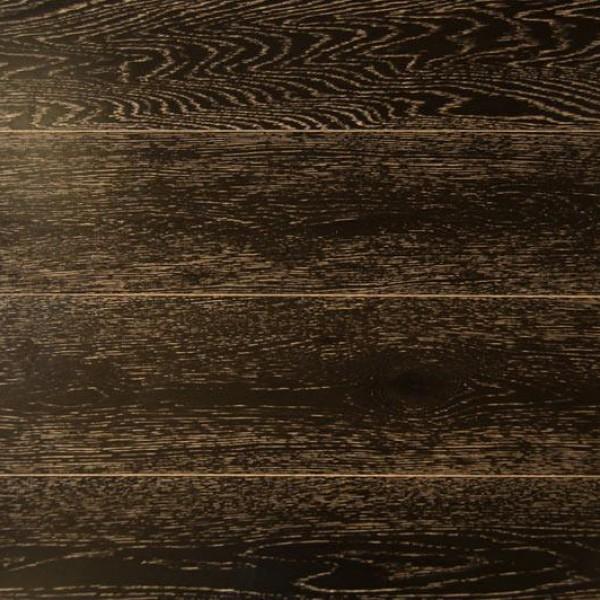 Массивная доска  Amber wood Дуб Мокко Браш Лак