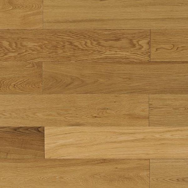 Массивная доска  Amber wood Дуб Натур Лак
