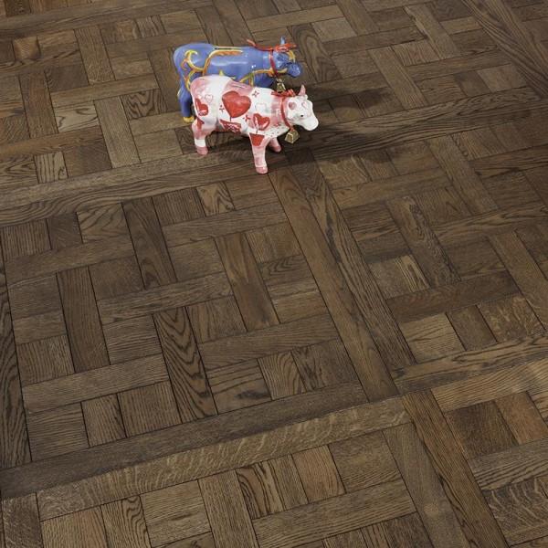 Модульный паркет  Coswick Коллекция Cheberny (Шеверни) Старая Венеция
