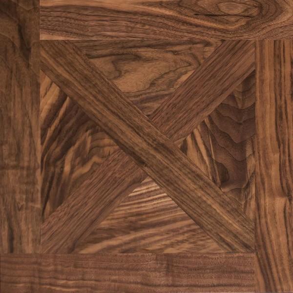 Модульный паркет  Coswick Коллекция Chateau (Шато) Натуральный орех