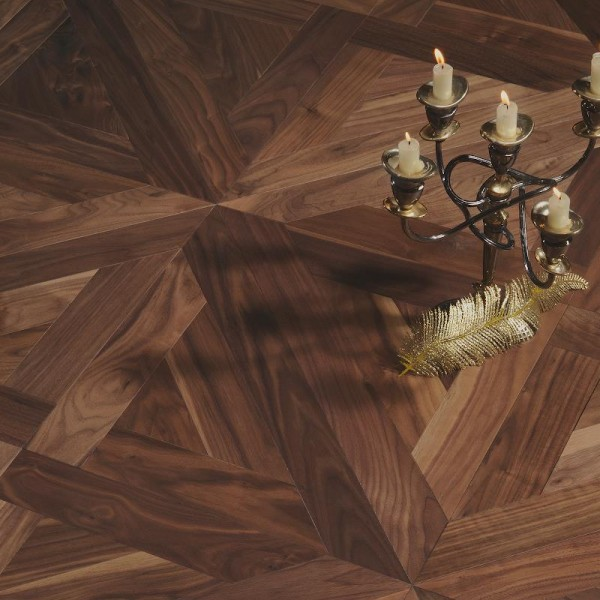 Модульный паркет  Coswick Коллекция Trianon (Трианон) Натуральный орех