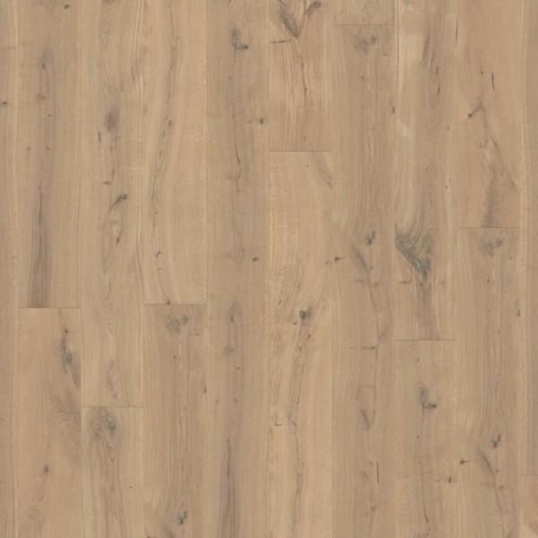 Паркетная доска Quick-Step Дуб ванильный капучино экстраматовый 3566