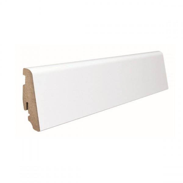 Плинтус напольный Haro white RAL9016