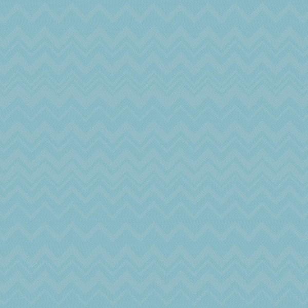 Виниловый ламинат Bolon Zigzag Turquoise