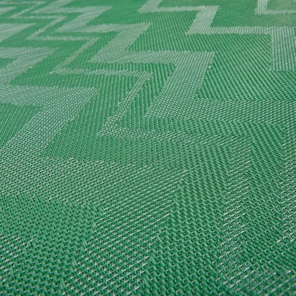 Виниловый ламинат Bolon By Missoni Zigzag Green