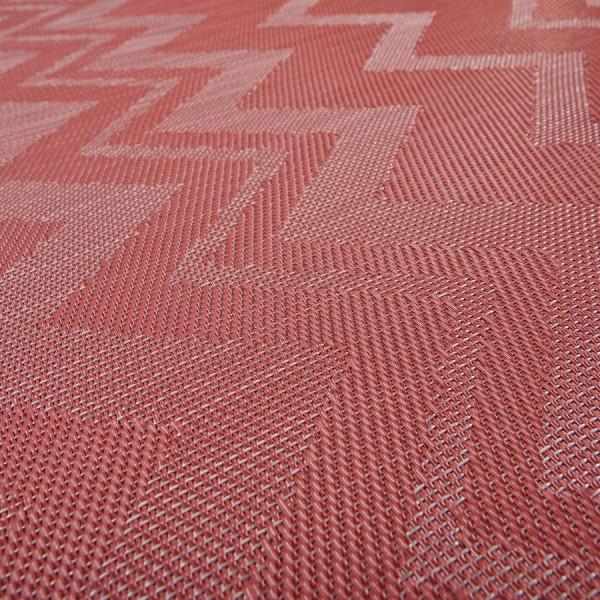 Виниловый ламинат Bolon By Missoni Zigzag Red