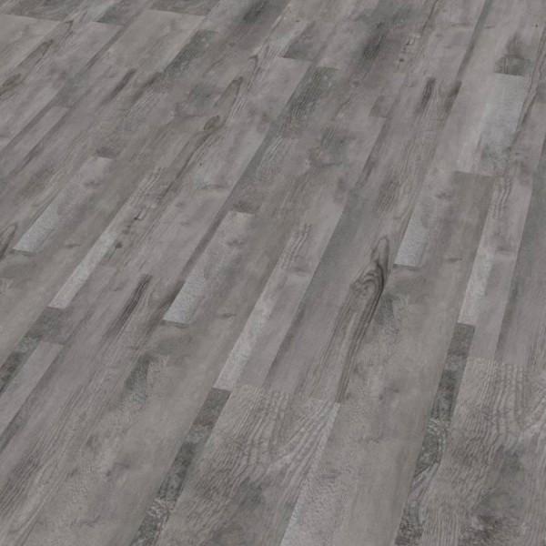 Виниловый ламинат TerHurne Дуб Киото Антрацит 2075
