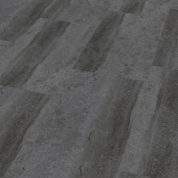 Виниловый ламинат TerHurne Камень Монако Антрацит 2090