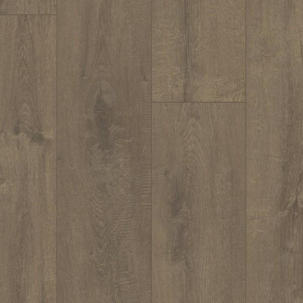 Виниловый ламинат Quick-Step Дуб бархатный коричневый 40160