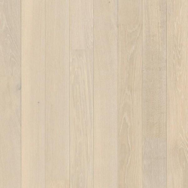 Паркетная доска Quick-Step Дуб белоснежный экстраматовый 3884S