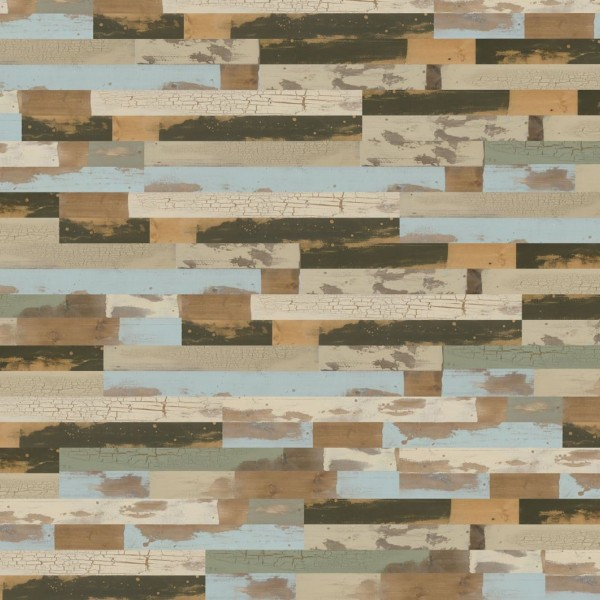 Виниловый ламинат Wineo 600 wood Пэчворк