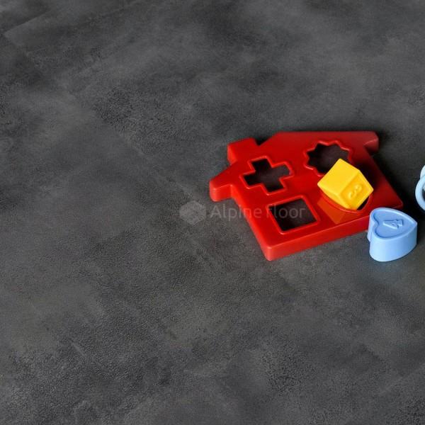 Виниловая плитка под плитку Alpine Floor Grand Stone ECO 8-5 Вулканический песок