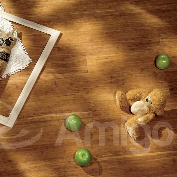 Массивная доска Amigo Бамбук HiTech Кофе Click