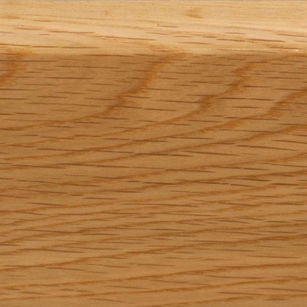 Деревянный плинтус массивный MGK Floor Дуб Натур