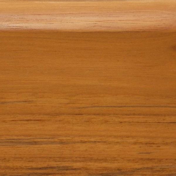 Деревянный плинтус массивный MGK Floor Тик Индонезийский