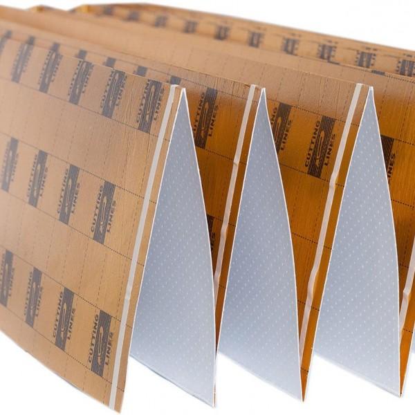 Подложка под ПВХ-плитку замковую Arbiton Secura LVT Click Smart